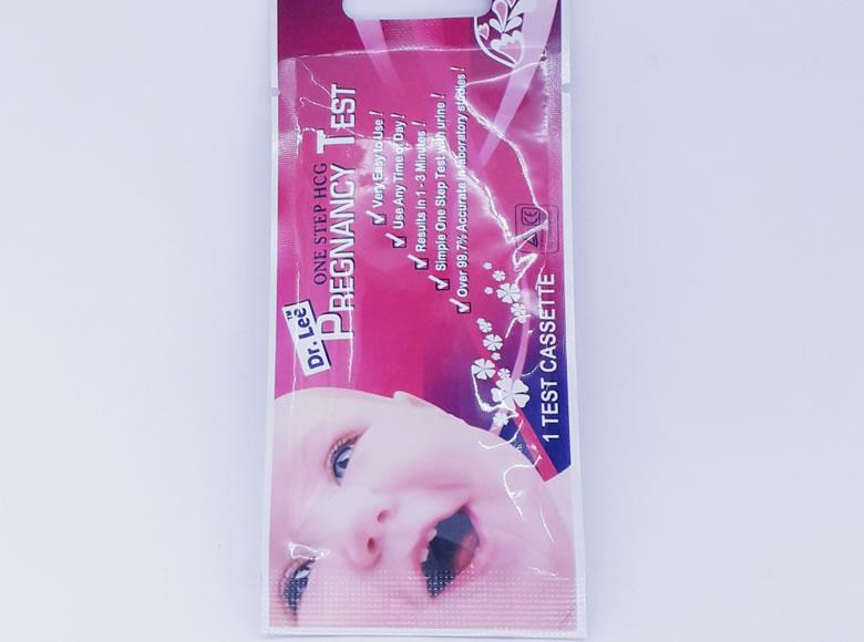 Pregnancy test (cassette)